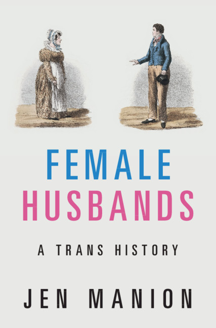 cover of Female Husbands