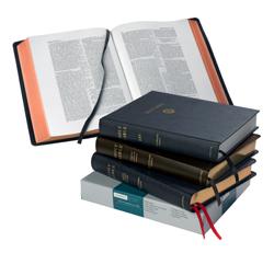 Zondervan NIV Wide Margin Bible by: Zondervan