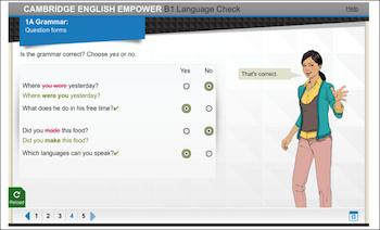 Cambridge English Empower   Adult & Young Adult   Cambridge