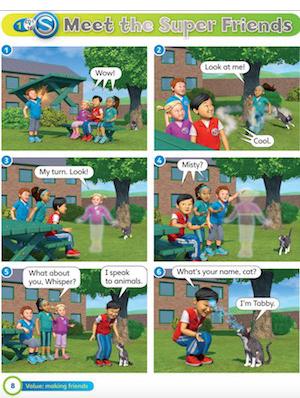 Super Minds Starter Teachers Resource Book