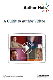 A Guide to Author Videos