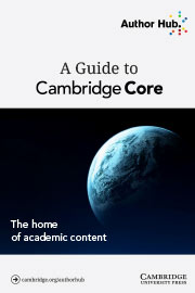 A Guide to Cambridge Core