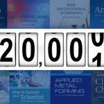 Cambridge Books Online reaches 20,000 titles