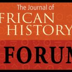 Introducing The Journal of African History forum