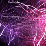Nanofibres in a spin