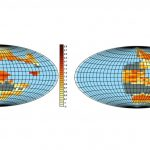 How shifting continents influence global CO2 and climate