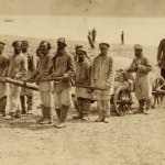 Convict labour and penal transportations in the history of 19th and 20th centuries empires
