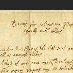 John Locke and the Toleration of Catholics: A New Manuscript