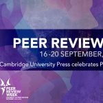 Another year of peer review at Cambridge University Press…