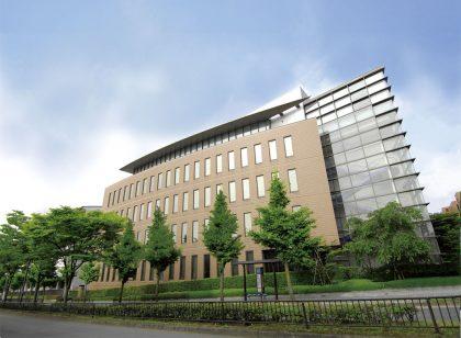 Bukkyo University Library picture
