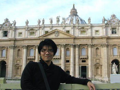 Professor Katsunori Iino picture