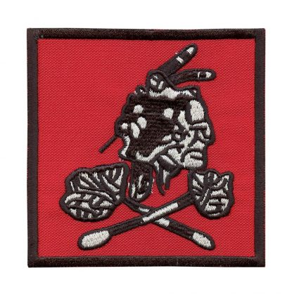 Navy SEAL Red Squadron badge