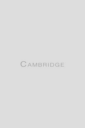 The New Cambridge Modern History