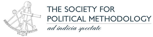 Political Methodology logo wide