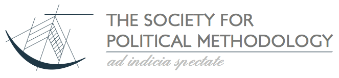 Political Methodology logo wide 2