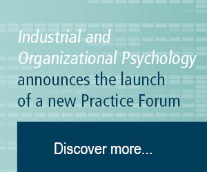 IOP Practice forum banner (linking to practice forum information page)