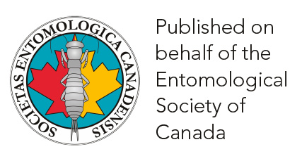 Published on behalf of the Entomological Society of Canada