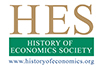 History of Economics Society logo