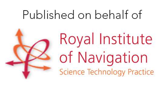 Published on behalf of the Royal Institute of Navigation