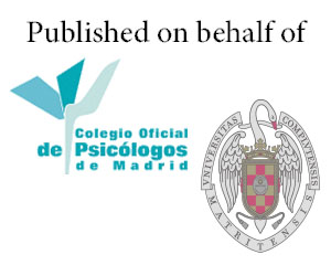 The Spanish Journal of Psychology Societies Image