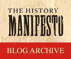 The History Manifesto blog archive