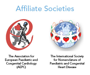 Cardiology in the young - Affiliate Societies
