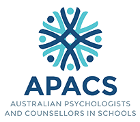 The Australian Psychologists and Counsellors in Schools Association Logo