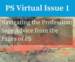 PS Virtual Issue 1