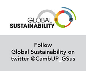 Global Sustainability twitter banner
