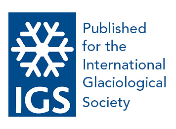 Published for the International Glaciological Society
