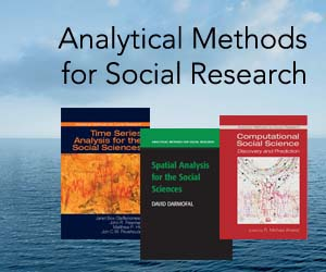 Analytical Methods for Social Research banner