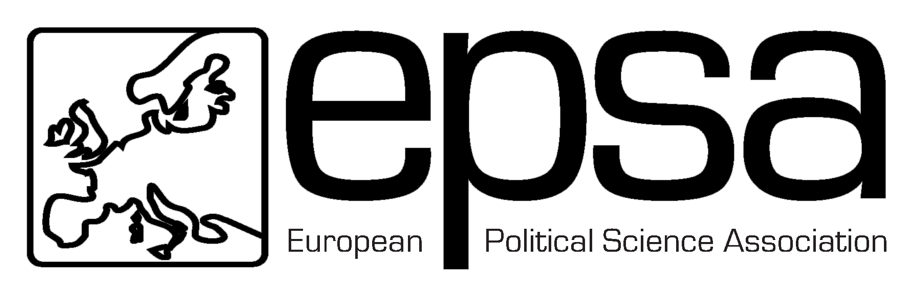 EPSA logo - outline black