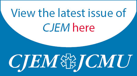 CJEM button linked from CAEP