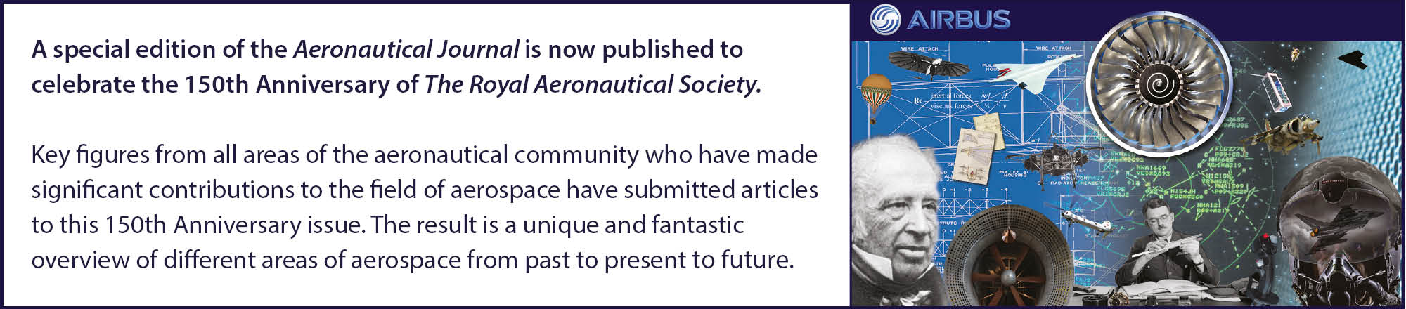 The Aeronautical Journal 150th Anniversary Issue