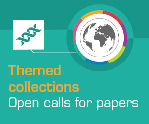 GHEG Call for papers link on the jnl homepage