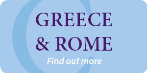Greece and Rome GAR banner