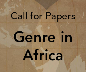 PLI Genre in Africa Call for Papers