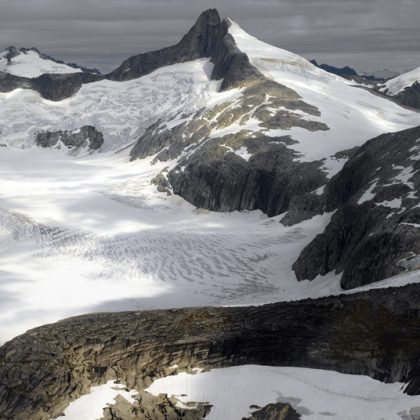 Alaska could lose massive icefield by 2200