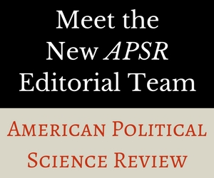 APSR Editorial Team - Core Button