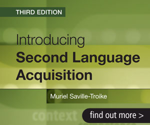 Introducing Second Language