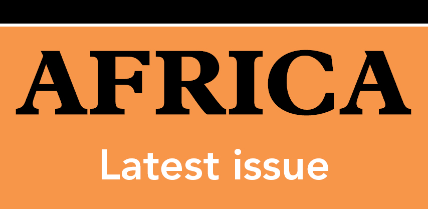 Africa Latest Issue Button