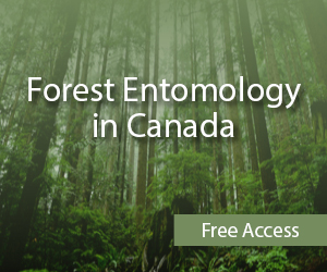 The Canadian Entomologist: Forest Entomology in Canada