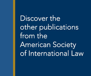 ASIL publications banner