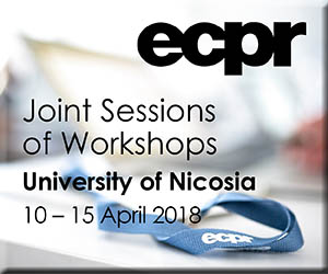 ECPR Joint Sessions Nicosia