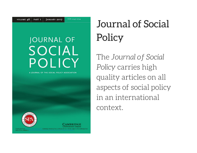 JSP Policy page