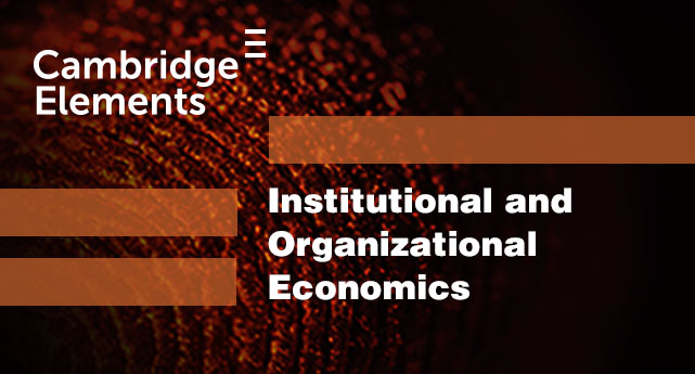 Institutional and Organizational Economics