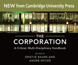 The Corporation Book Cover