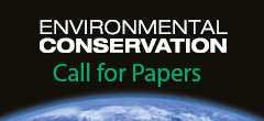 Call for Papers: Conservation Implications and Challenges of Urbanisation