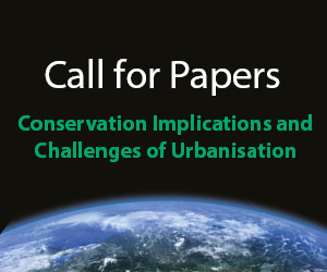ENC_CFP_Conservation Implications and challenges of urbanisation