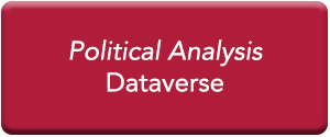 Political Analysis Dataverse